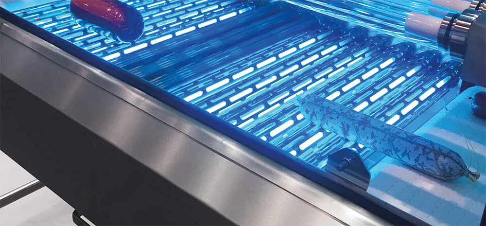 uv surface disinfection